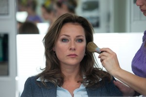Sidse Babett Knudsen puts in a phenomenal performance as Danish Prime Minister Birgitte Nyborg