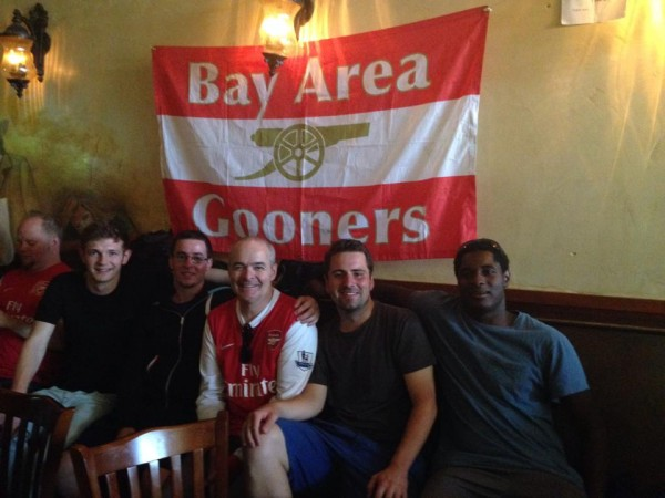 Unified - One club, one pub: Meeting the Bay Area Gooners