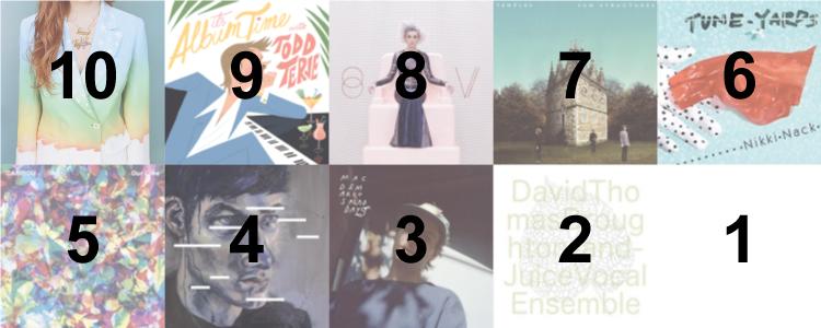 top-10-albums