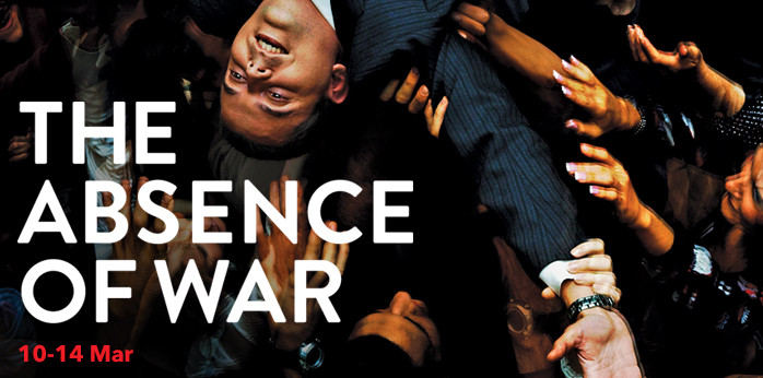REVIEW: The Absence of War, Bristol Old Vic