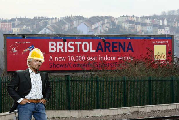 Edmonds Bristol Arena