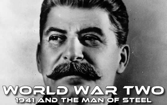 Review: World War Two - 1941 and the Man of Steel