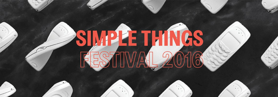 Preview: Simple Things Festival 2016