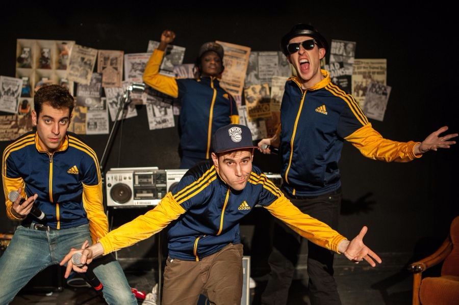 Review: Licensed to Ill, Wardrobe Theatre