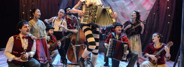 Review: La Strada, Bristol Old Vic