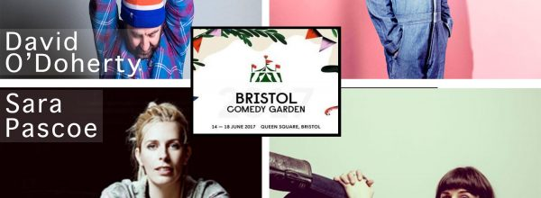 Review: Bristol Comedy Garden's third night shows this year could be it's best