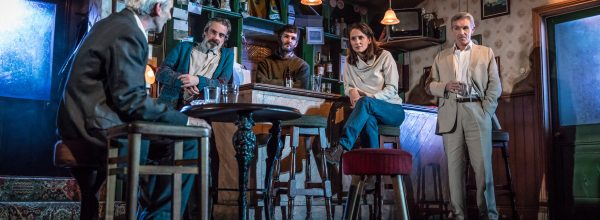 Review: 'The Weir' brings supernatural forces to Bristol Old Vic