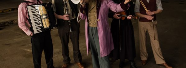 Review: Humorous Klezmer mayhem from 'Old Stock: A Refugee Love Story' @ Bristol Old Vic (MayFest)