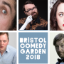 Review: Bristol Comedy Garden '18 is in full bloom on final day