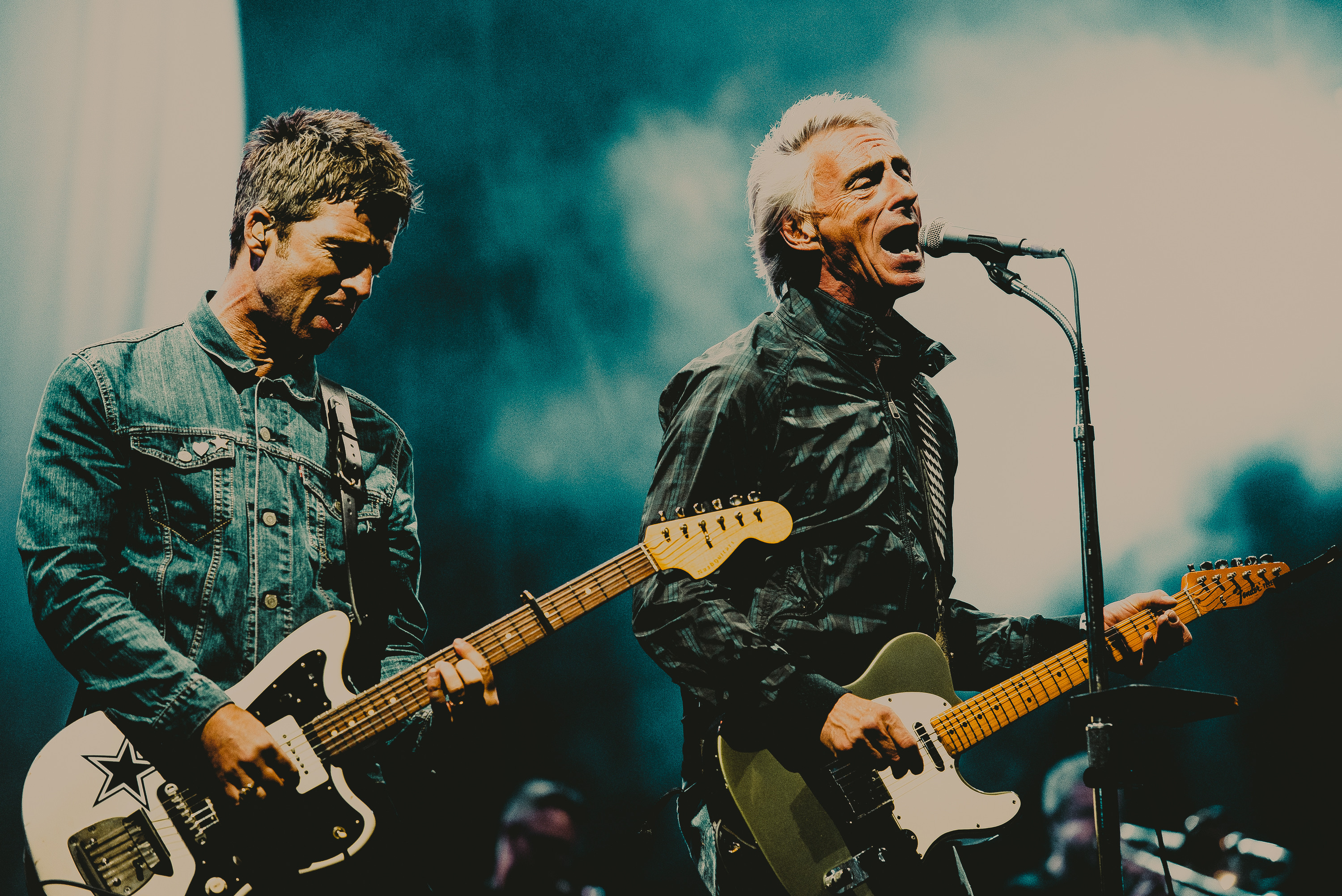 Review: Noel Gallagher's High Flying Birds and Paul Weller at The