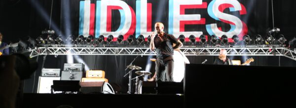 Review: IDLES reside over The Downs, and a return in earnest of local live music